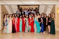 Banchet Clasa 12E Liceul Ovidius Constanta