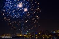 Artificii Constanta de Anul Nou