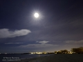 Super Moon - Mamaia - Beach