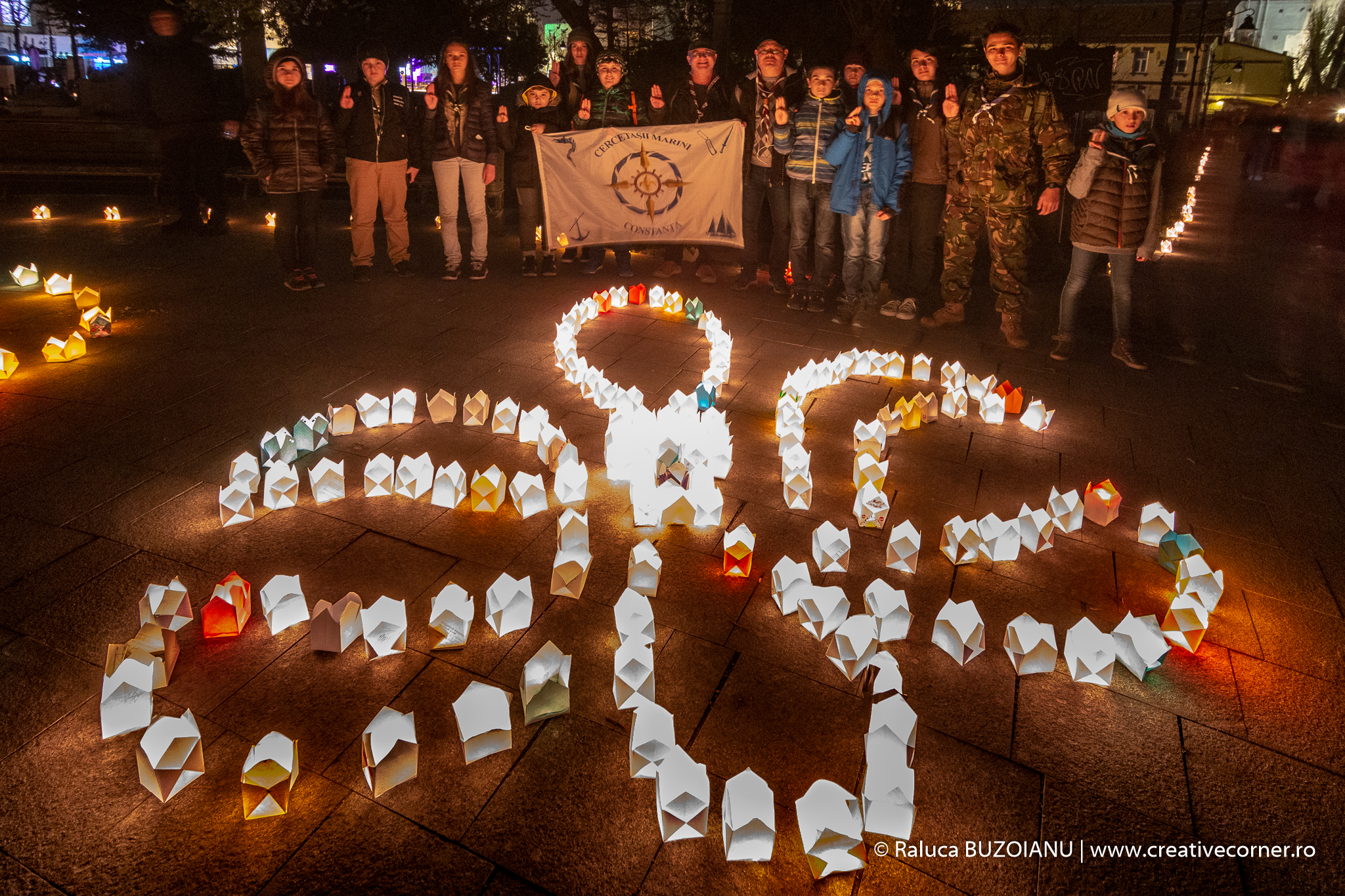 Ora Pamantului 2019 | Earth Hour 2019